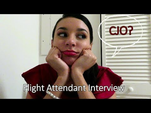 AA FLIGHT ATTENDANT INTERVIEW (Dream Airline)