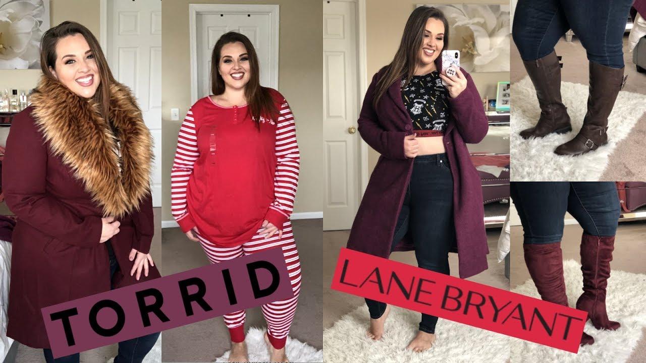 bf63e2733c2a4 Torrid   Lane Bryant Try On Haul WINTER 2018