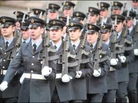 """Walford Davies """"RAF March"""" - Sir Adrian Boult conducts"""