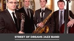 Street of Dreams – Corcovado--NYC Jazz and Bossa Nova Band