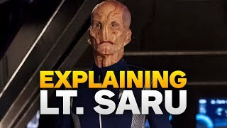 Star Trek: Discovery - Doug Jones Explains Lt. Saru - Comic Con 2017