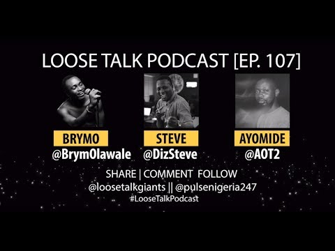 Brymo Higher Vibrations | Loose Talk Podcast Ep. 107 | Pulse TV