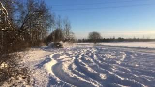 audi a4 b7 quattro snow drift