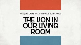 The Lion in our Living Room Book Trailer