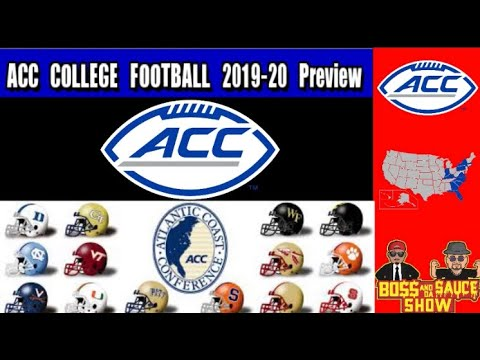 virginia-cavaliers-football-2019-|-acc-coastal-conference-preview-|-boss-and-da-sauce-show