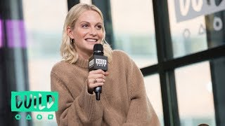 Poppy Delevingne On The National Geographic Series,