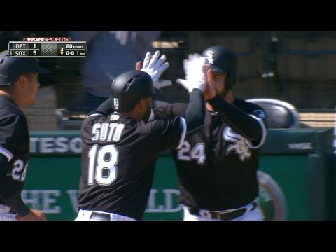 4/6/17: Soto leads Sox to 11-2 win with...