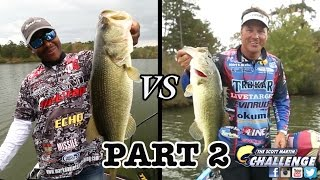 Repeat youtube video SMC Episode 12:08 - PT-2 Trash Talking - Bass Jacking Alabama Team Big Bass Challenge - EPIC !!!