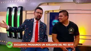 PES 2019 - TNT play