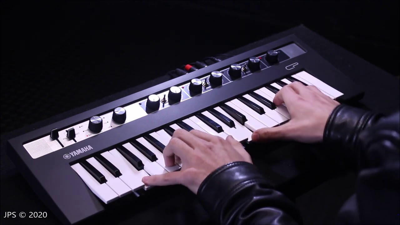 Download Yamaha's $399.99 USD Professional Keyboard - Reface CP
