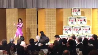 琴勇輝さんるみさんの 結婚式に中森あきない余興で サプライズ お問い合...