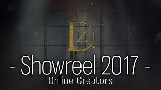 Zangrethor Digital Online Creators Showreel 2017