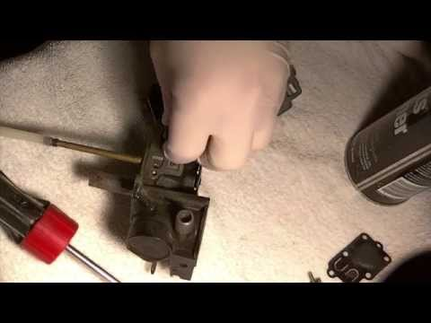 The best way to clean a Carburetor