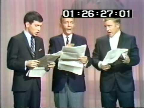 Bing Crosby, Gary, & Frank Jr.
