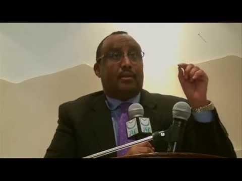 Md Abdiweli Gaas - Nairobi