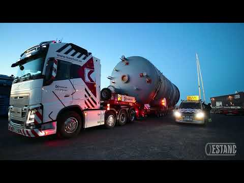 Blow Down Vessels production and transportation