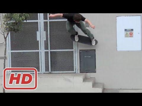 Rough Cut: Nike SB's Pain Camp Video