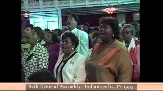 87th General Assembly - Jewell Dominion (I Love the Lord).