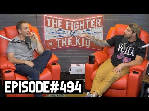The Fighter And The Kid - Episode 494