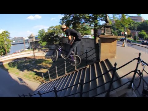 DIG BMX - Anthony Perrin In Budapest