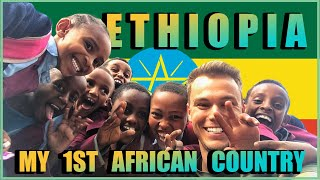 Ethiopia | My first African Country | part 1| Addis Ababa 🇪🇹 #ethiopia #vasyabloger #addisababa