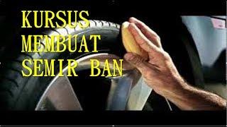 Kursus Membuat Semir Ban