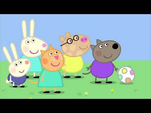 Download Peppa Pig S02E48 Bouncy Ball