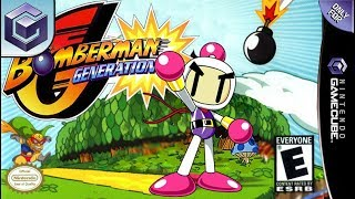 Longplay of Bomberman Generation