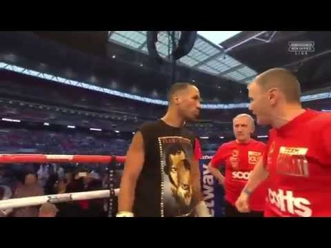 James DeGale vs Brandon Gonzales - 31st May 14