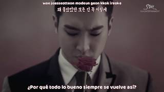 Super Junior - Evanesce MV (Sub español - Roma - Hangul) HD