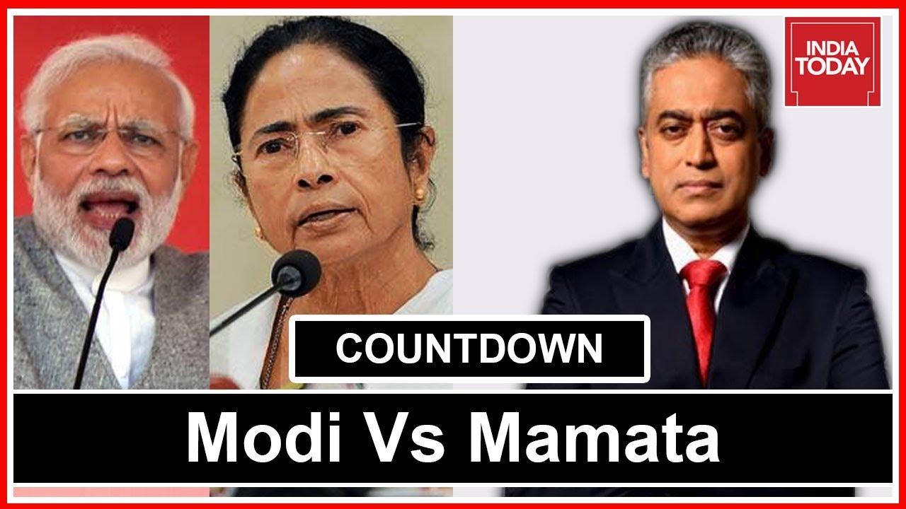 Can Modi Defeat Mamata In West Bengal ? | Countdown With Rajdeep Sardesai