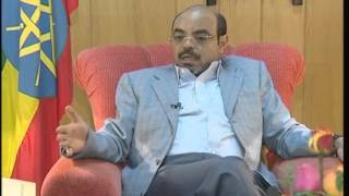 Prime Minister Meles on Eritrea youth and Demcaraction