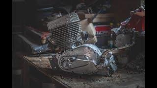 Иж ПС Кросс. Двигатель в Помойку? (Часть4)