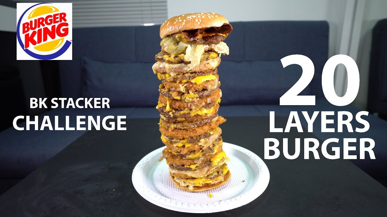 Burger King Stacker