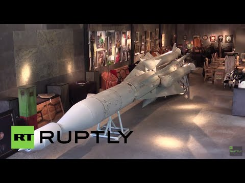 UK: Record-breaking Russian 'HFL Kholod' rocket set to fetch £50,000 at auction