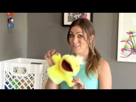 Creative Toy Storage [VIDEO]
