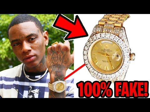 These Rappers Got Caught Fake Flexing (Soulja Boy, Bow Wow,
