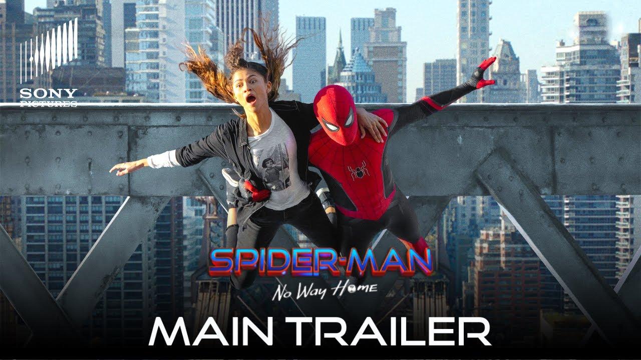 Download SPIDER-MAN: NO WAY HOME (2021) MAIN TRAILER | Marvel Studios