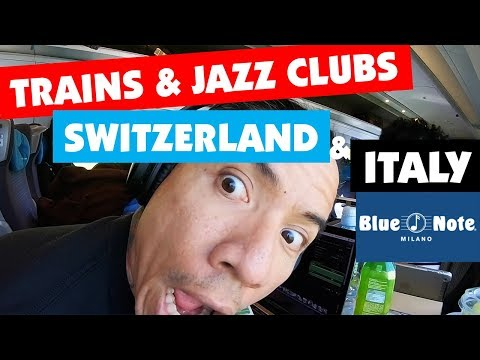 Life As A Touring Musician - SWITZERLAND & ITALY - Gig Vlog On The Road