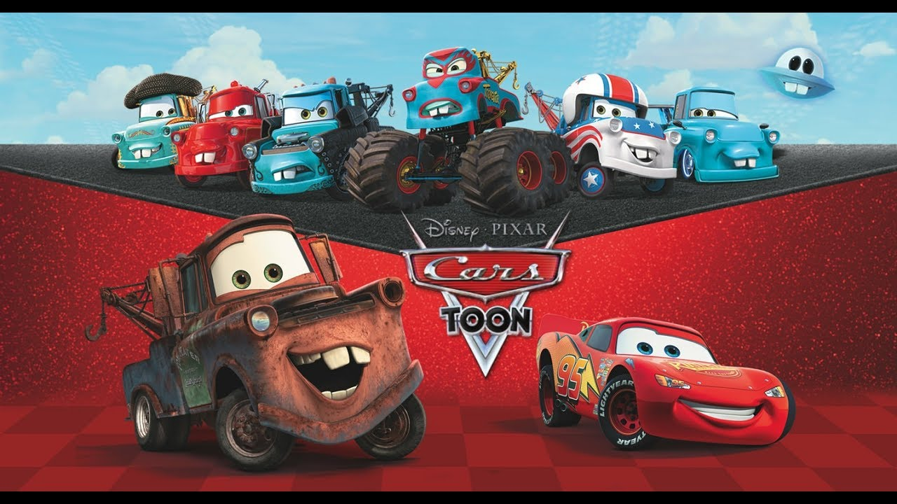 Cars Toon El Materdor Games