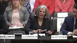 Senate Homeland Security Pandemic Preparedness Round Table