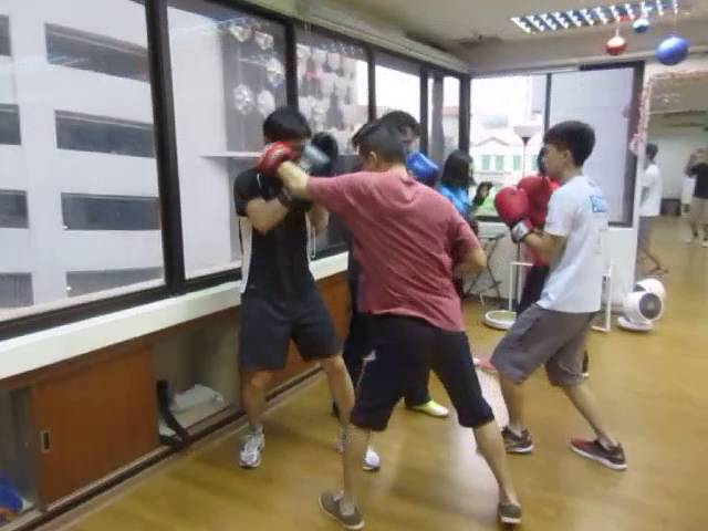 Wing Chun: defending the gates