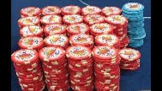 Poker Vlog Episode 33: Tidal Waves In Oceanside 2/3 NLH