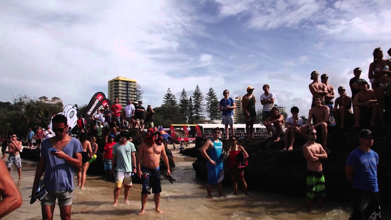 Round 3 Highlights — Quiksilver Pro Gold Coast 2012