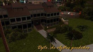 GTA:VCS (PSP) / 53. Departamento de objetos perdidos (Lance Vance Act9) [1080p]