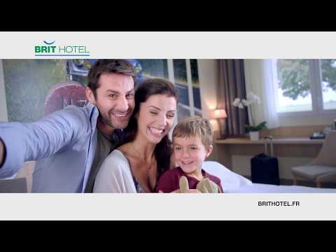Spot TV BRIT HOTEL par l'agence de Publicité BIG Success