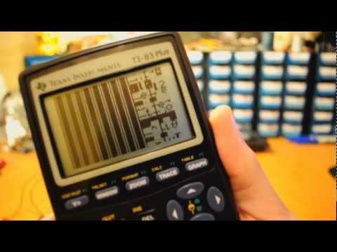 TI-83+ Glitchy/Corrupt Screen Fix