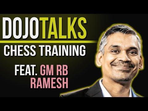 Super-coach GM R.B. Ramesh on Chess Training, Improvement, & Psychology | Dojo Talks