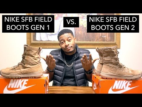 Nike SFB Field Boot 8