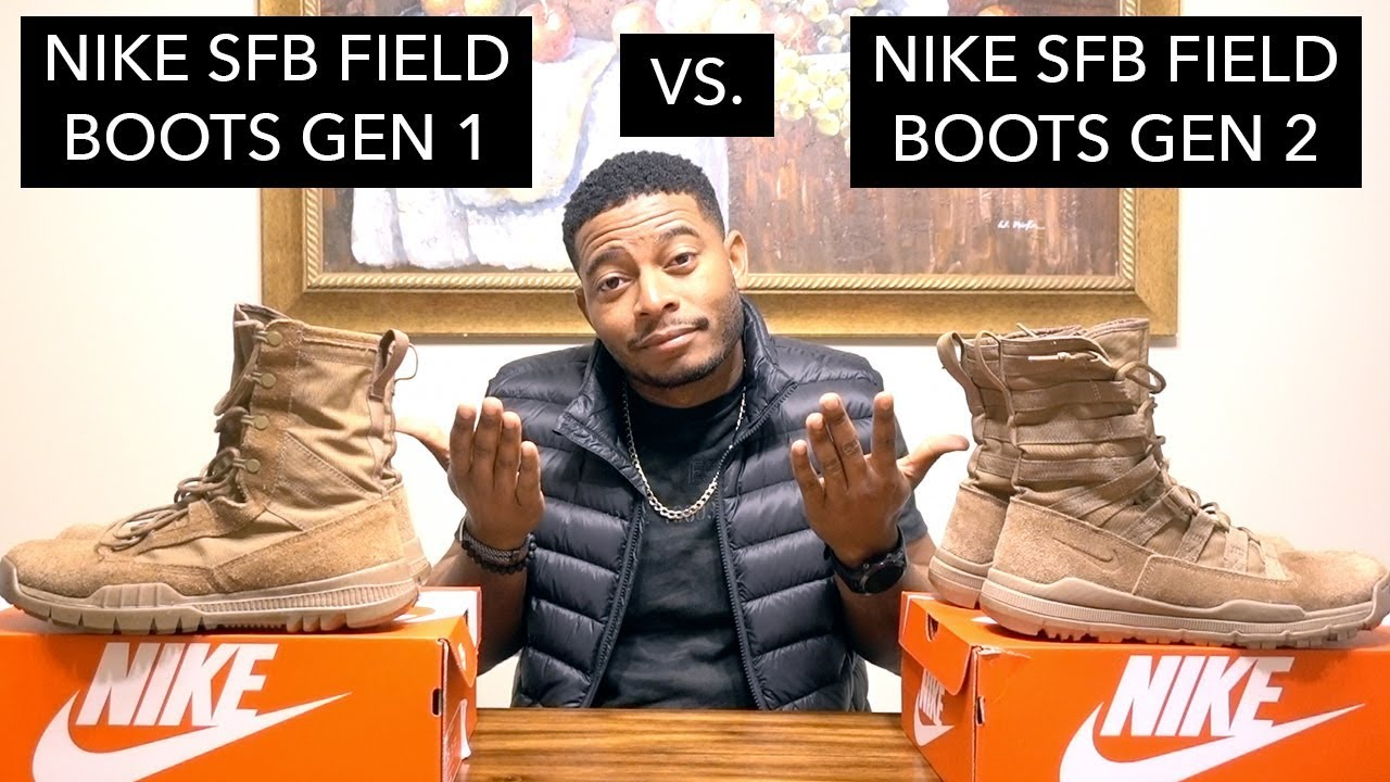 crítico Melancolía Oral  Nike SFB Field Boot 8